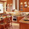 Contemporary Kitchen Finishes