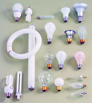 Light Bulbs: Choose the Right Bulb for the Job
