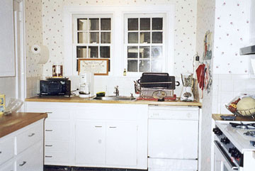 Before & After Kitchen Renovations: Old-World Kitchens