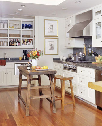 Get Kitchen Ideas Sent to Your In-Box!
