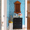 AFTER: Vibrant Foyer