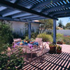 Pergolas Provide Shade