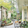 Lovely Courtyard Patio