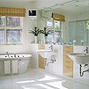 Stylish Built-In Bath Vanities