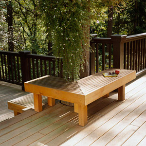 Built-In Seating Solutions for Your Deck or Patio
