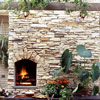 Consider an Outdoor Gas Fireplace