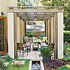 Outdoor Room with Pergola