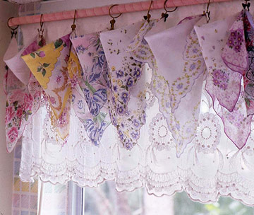 Frilly No-Sew Valances