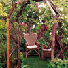 Rose-Covered Arbor