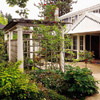 Screened-In Pergola