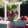 Small Pergola