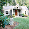 Cottage Entry Design