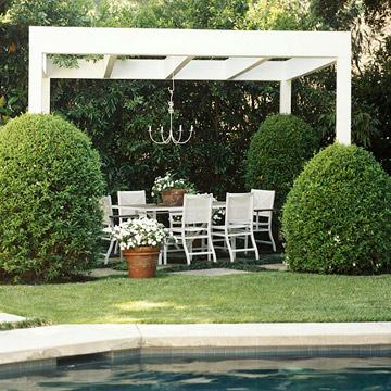 Garden Structures for Backyards