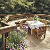 Octagonal Deck