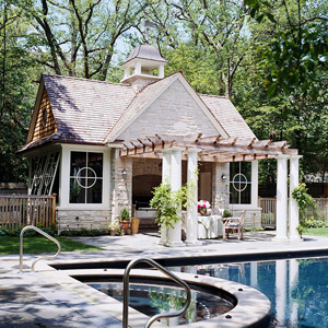 Enclosed Garden Structures: Pergolas, Pavilions, Sheds, and More