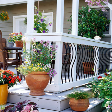 Deck Railing Designs