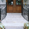 Wrought-Iron Entrance