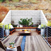 Hillside Deck