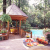 Poolside Gazebo