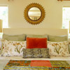 Create Color Schemes with Pillows