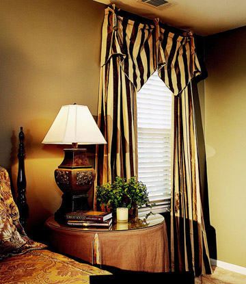 Bedroom Window Treatments: Hardware & Hanging Ideas