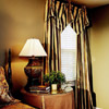 Crown the Window with a Shaped Valance