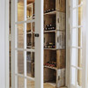Wine Storage in the Basement