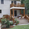 Multilevel Deck Addition