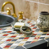Tiled Bathroom Countertop