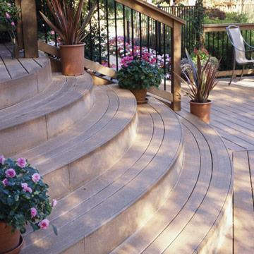 About Composite Decking