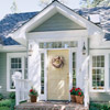 Cottage-Style Entrance