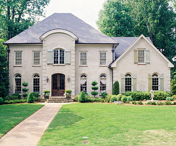 Home Tour: Atlanta Home with Country French Style