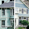 Wood Siding: Shakes and Shingles