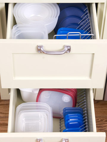 CD Holders Kitchen Organizer