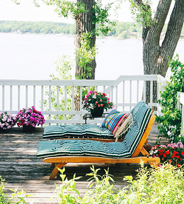 Cottage Look: Getaway Cottage Style