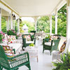 Cottage-Style Outdoor Spaces
