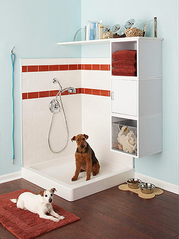 $405 Pet Shower