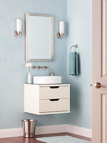 $556 Powder Room