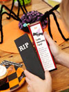 Halloween Party Invitation