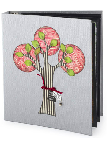 Family Tree Scrapbook Album