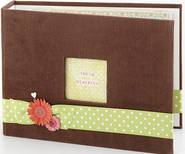 Family Memory Scrapbook Album