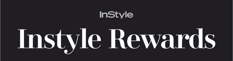 InStyle Rewards Sweepstakes