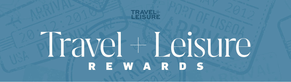 Travel & Leisure Rewards Sweepstakes