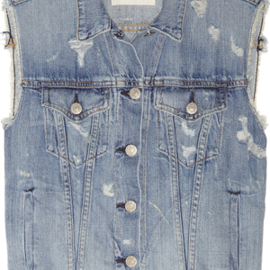 Divine Denim Vests