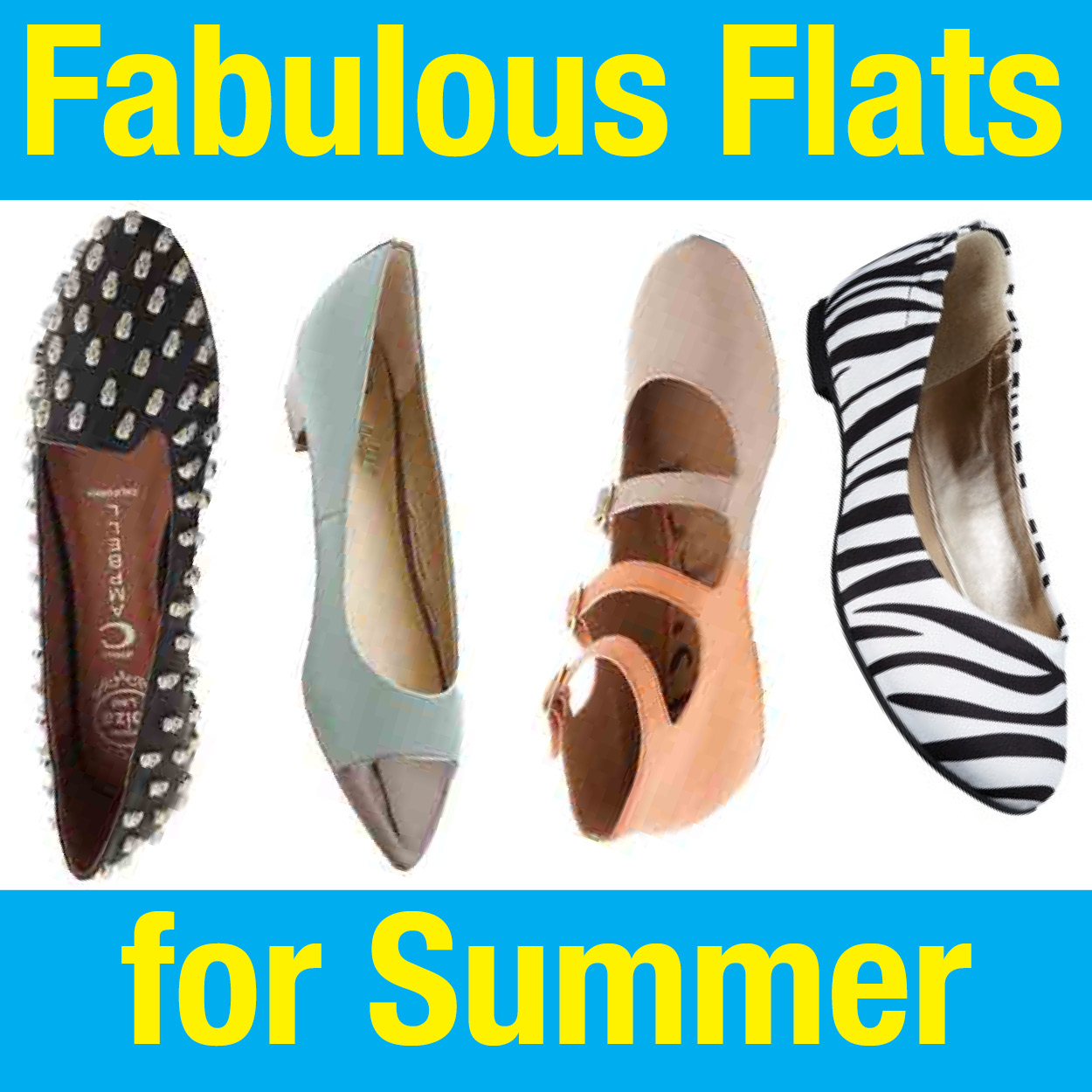 Fabulous Flats for Summer