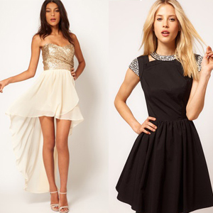 This Year�s Hottest Holiday Dresses