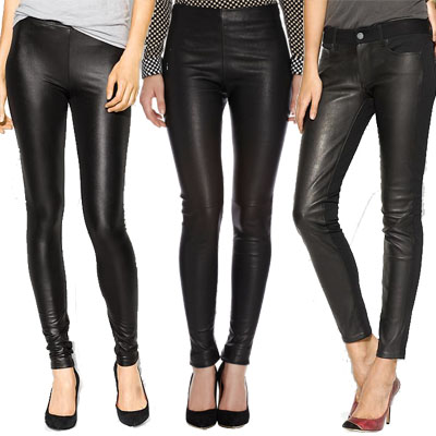 Luxe Leather Pants