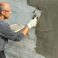 Working with Stucco