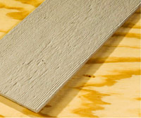 Fiber-cement lap siding