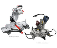 Choosing a Mitersaw